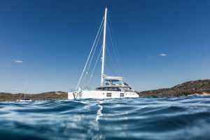 Adea Sunreef 62 brand new 2017 Catamaran available for Caribbean Yacht Charter