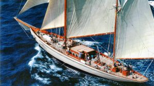 Black Swan Classic Yacht Charter