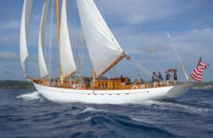 Eros Classic Yacht Charter