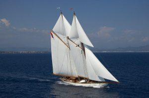 Germania Nova Classic Yacht Charter