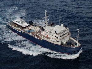 Latitude Expedition Yacht