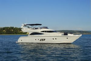 MY Jaco available for Mediterranean Yacht Charter