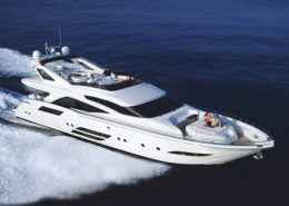 MY Sascha available for Mediterranean Yacht Charters