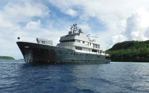 Plan B Expedition Yacht Charter
