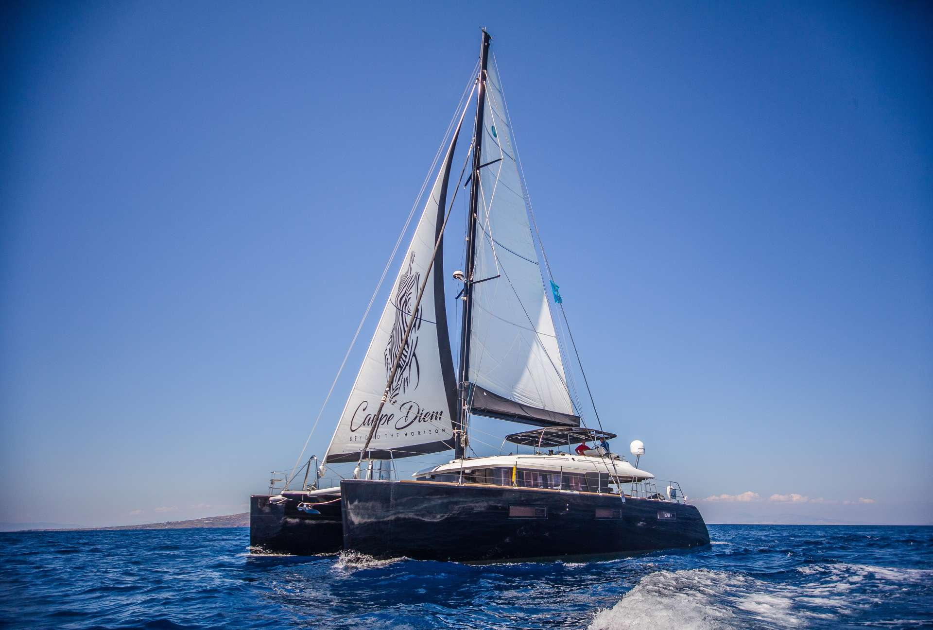Catamaran Carpe Diem
