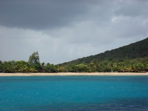 Saline Beach Mayreau