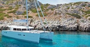 Catamaran Caciarda 10% off Amalfi Coast Yacht Charters
