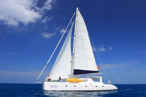 Catamaran Yes Dear 20% Off BVI Yacht Charters