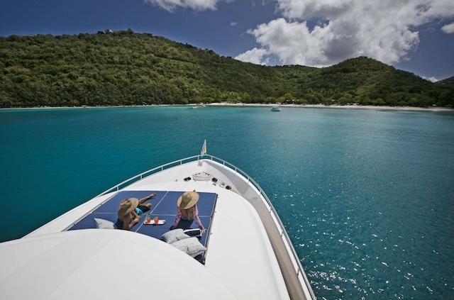 Virgin Islands Motor Yacht Charter
