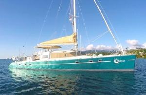 Quest Catamaran Yacht Charter Specialists